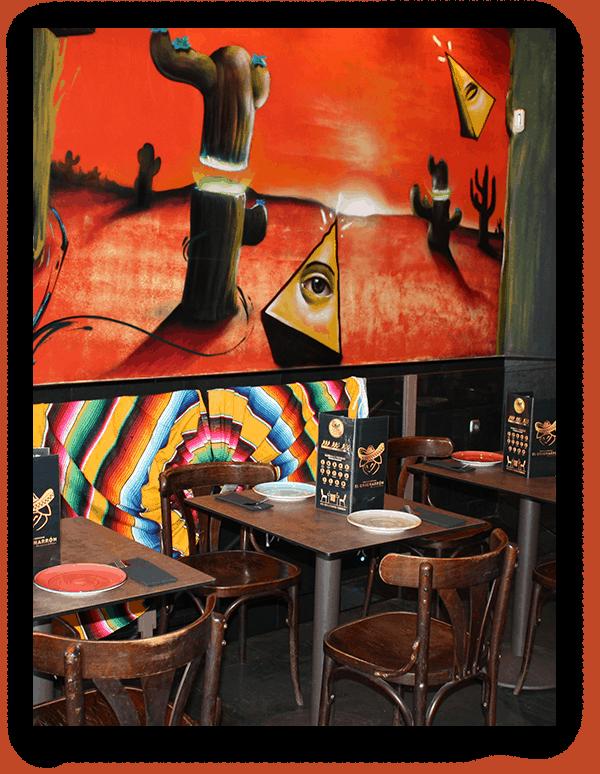 Restaurante Mexicano en Coslada