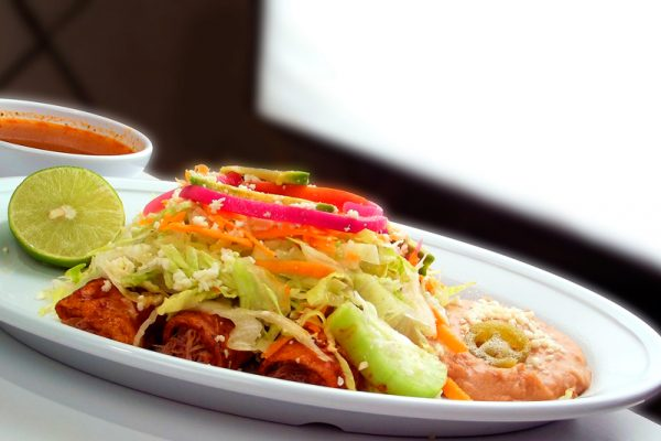 Comida mexicana en San Fernando de Henares