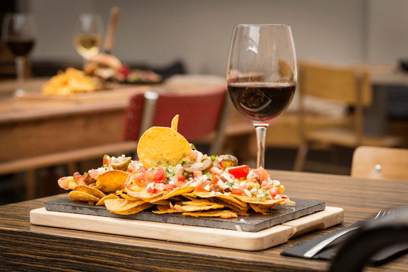 maridar la comida mexicana con vino