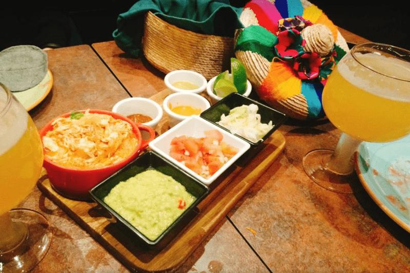 Cocina típica mexicana