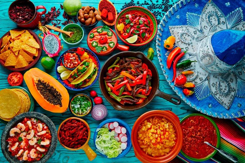 curiosidades que no sabías de la gastronomía mexicana